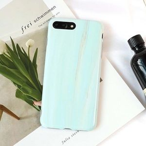 Accessories - iPhone 7+/8+ Marble Soft TPU Phone Case